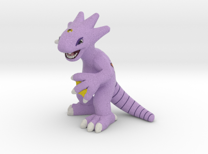 Pokefusion - Arbduck 3d printed