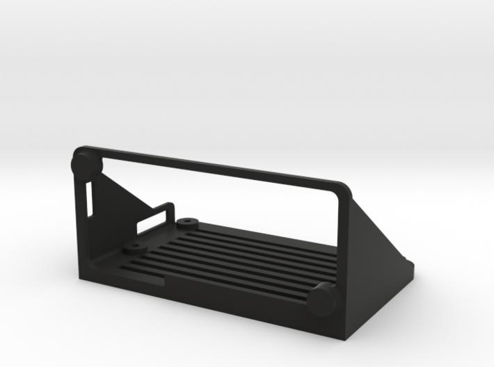 PiAngle Mount - Raspberry Pi Zero USB Hub Mount 3d printed