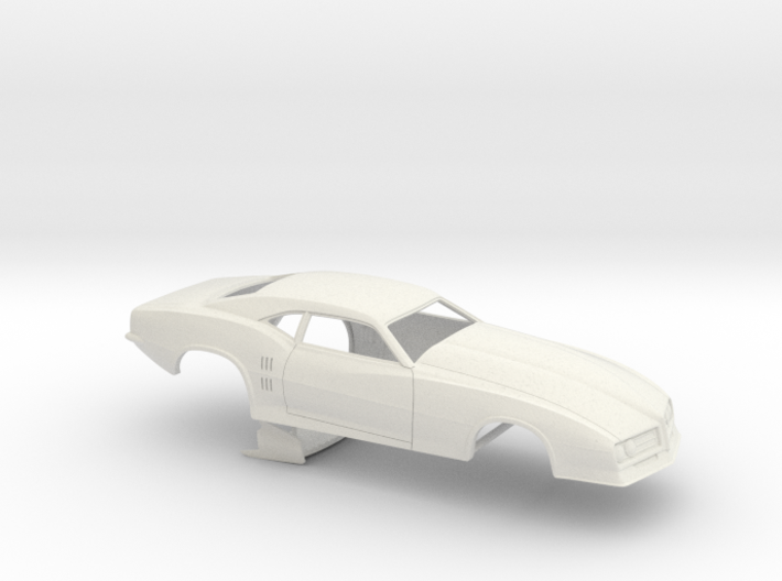 1/25 68 Firebird Pro Mod No Scoop 3d printed