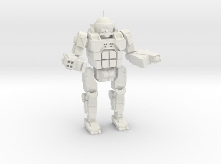 Commando 3d printed