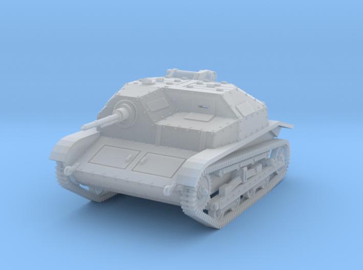 PV138B Polish TKS Tankette (1/100) 3d printed