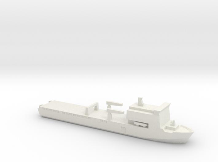 Bay-class landing ship, 1/2400 3d printed