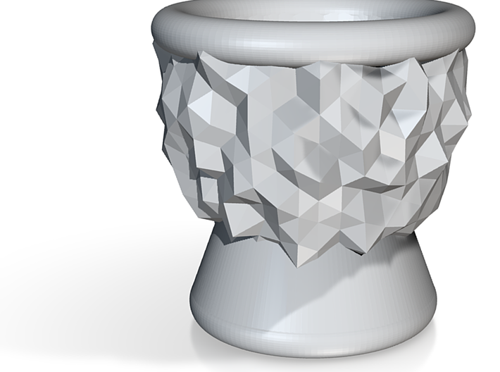 DRAW shot glass - Rocky Rocko 3d printed