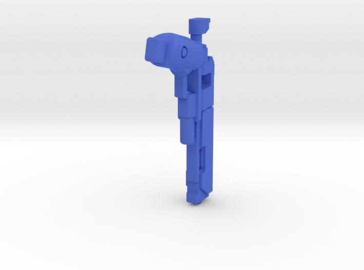 Invader 3d printed