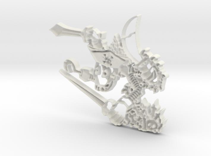 Cortez 3d printed