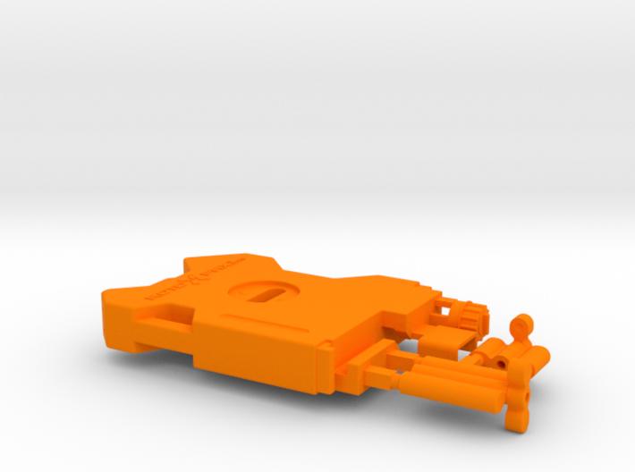 AJ10044 RotopaX Emergency Pack - ORANGE 3d printed