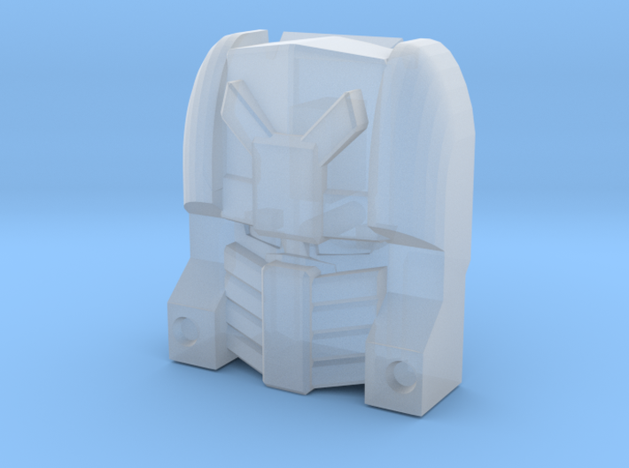 Sideways Crosswise Face (Titans Return) 3d printed