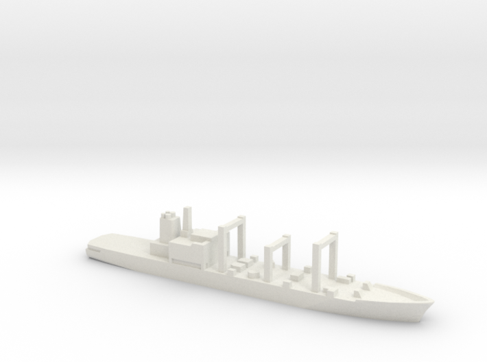 Towada-class replenishment ship, 1/2400 3d printed