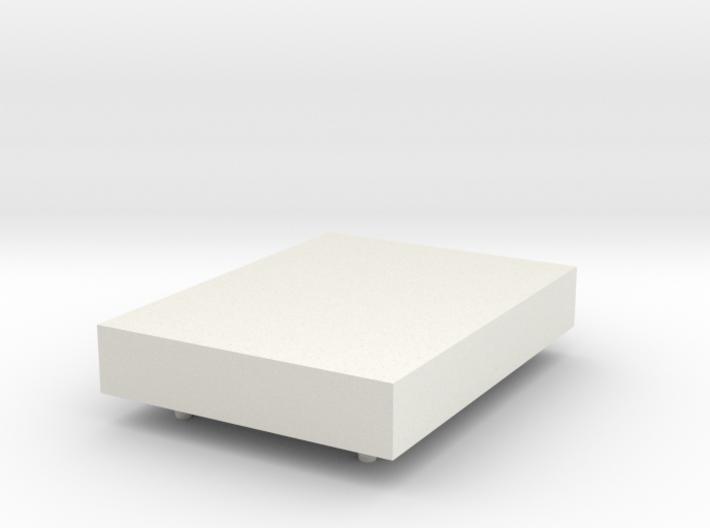Jig-block 3d printed