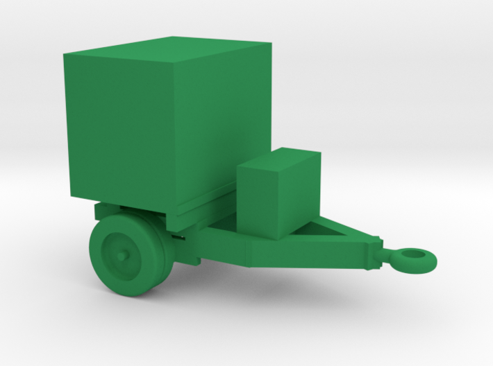 1/110 Scale Generator Trailer 3d printed