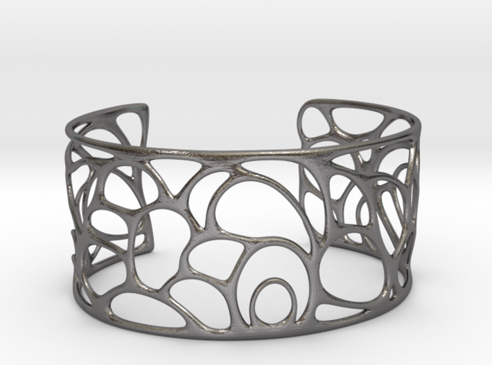 Abstract Bracelet #11 3d printed