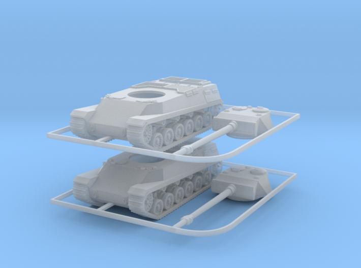 1/288 44M Tas (x2) 3d printed