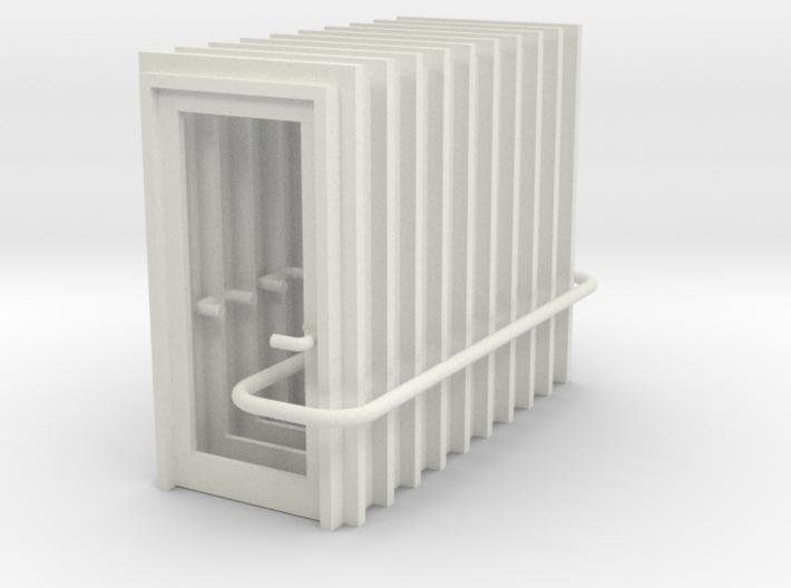Door Type 1 - 900 X 2000 X 10 3d printed
