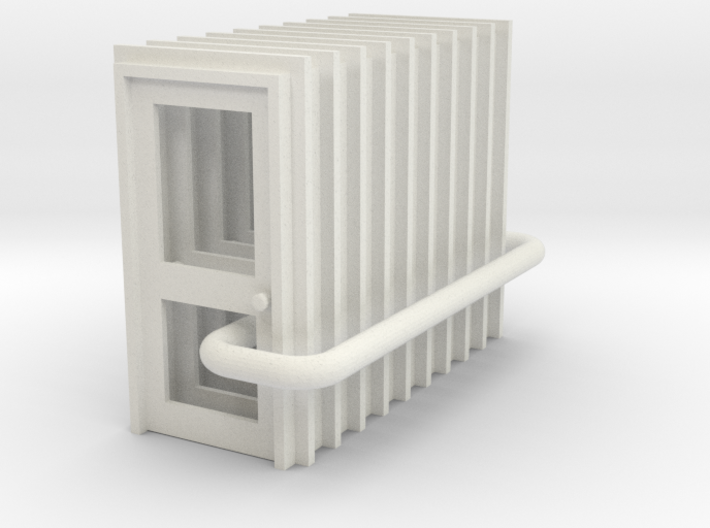 Door Type 2 - 900 X 2000 X 10 3d printed