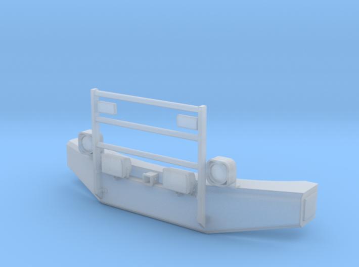 1/24 Massport R-1 Bumper V2 3d printed