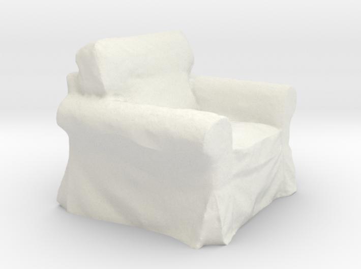 Armchair 3d printed