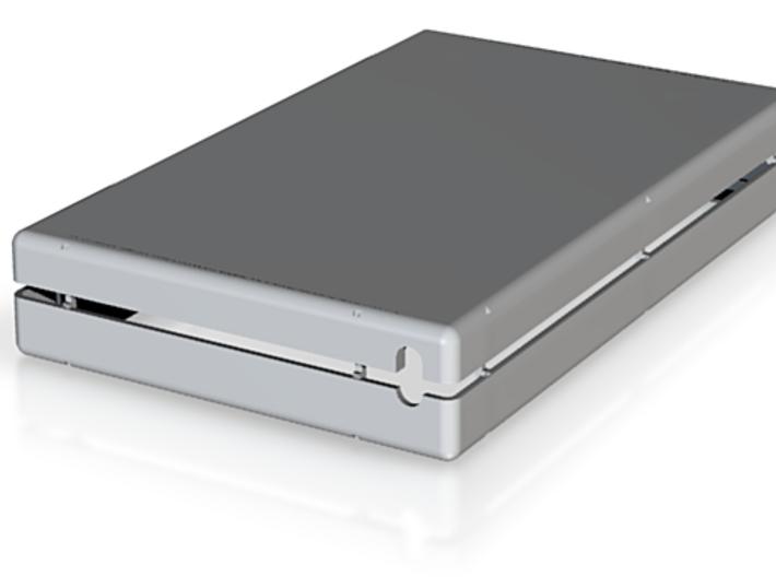 GenAero Monitor 2-Shelf 3d printed