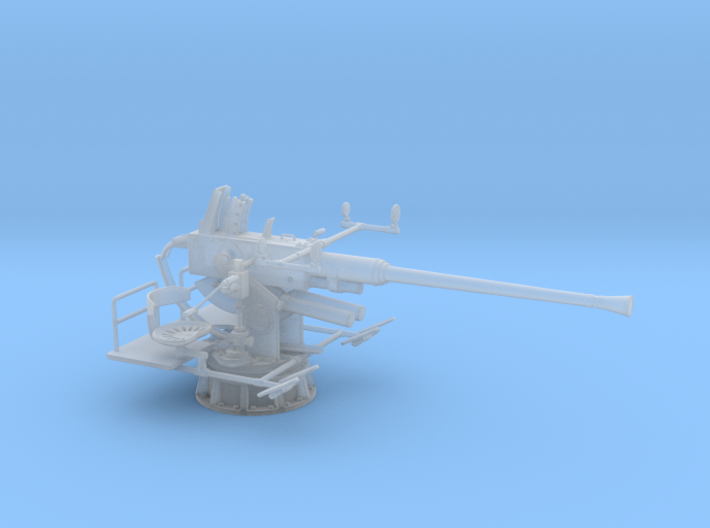 1/48 USN Single 40mm Bofors 3d printed