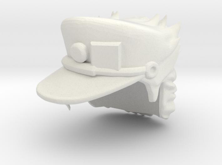 Custom Jotaro Joestar Inspired Lego 3d printed
