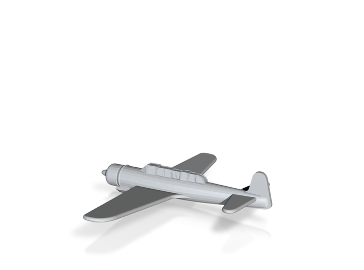 C6N Myrt 1 285 Scale Japanese fast recon aircraft 3d printed