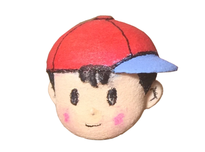 Custom Ness Lego 3d printed