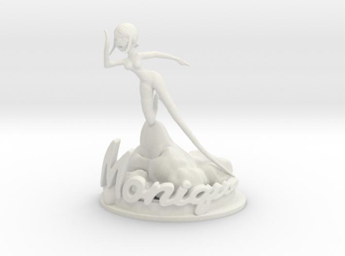 Monique 120mm (repaired) 3d printed