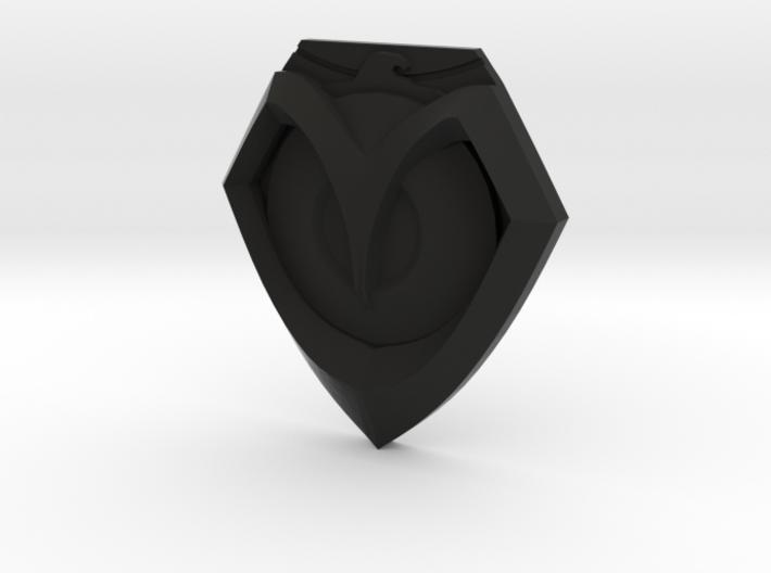 McCree Hat Emblem 3d printed