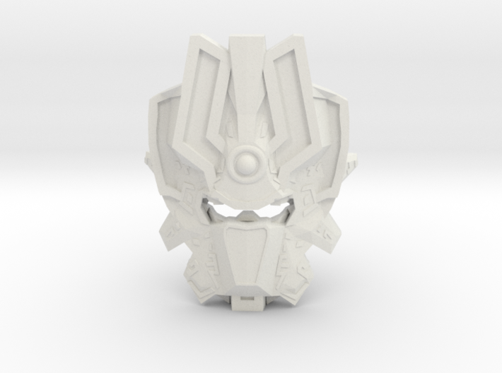 Mask Of Harmonics 3d printed