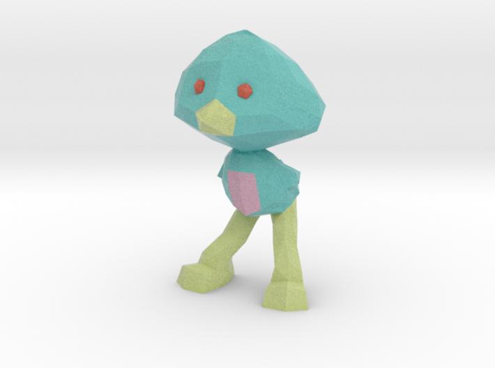 Birdie (the Bird) 3d printed