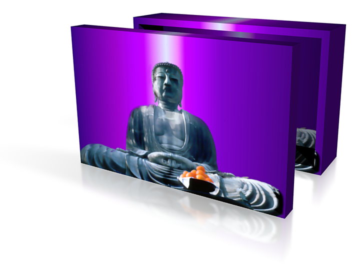 Buddha box 3in 3d printed