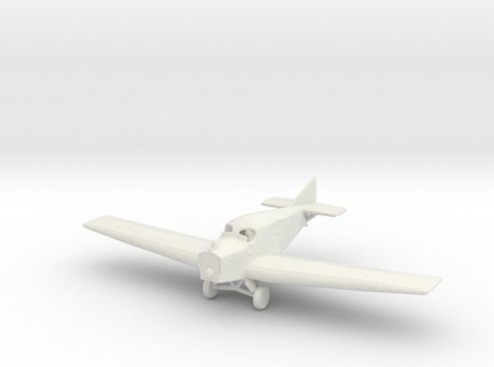 Junkers F.13 (wheels) 3d printed