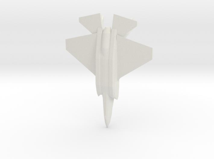1/144 F-35D 3d printed