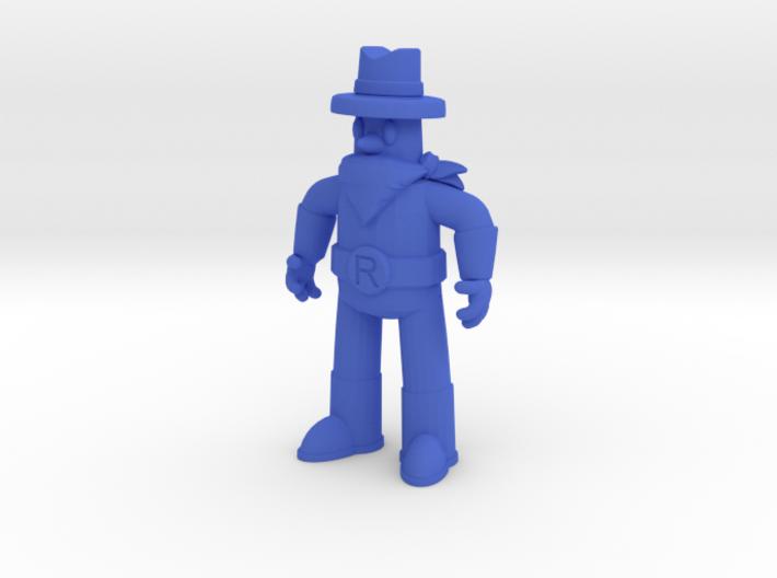 "Ranger Guy 1.5"" Figurine (Best of All the Guys!) 3d printed"