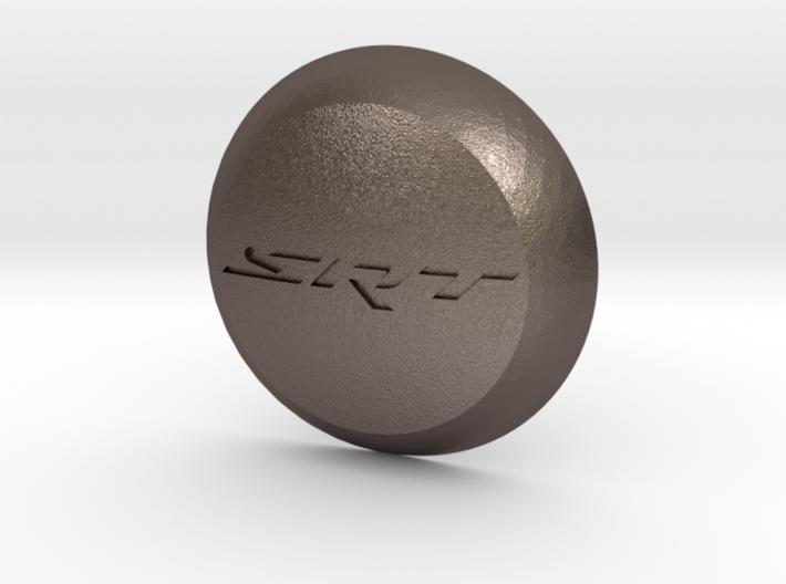 SRT4 Gear Shift Cap 3d printed