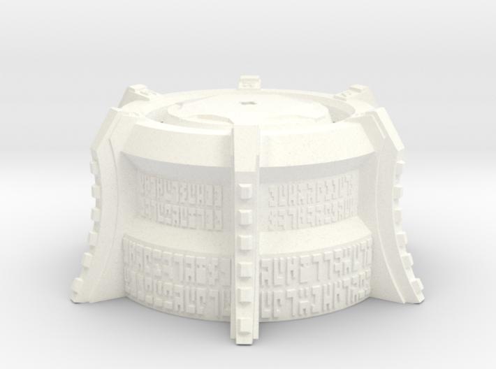 Bionicle Gen2 Mask Pedestal 3d printed