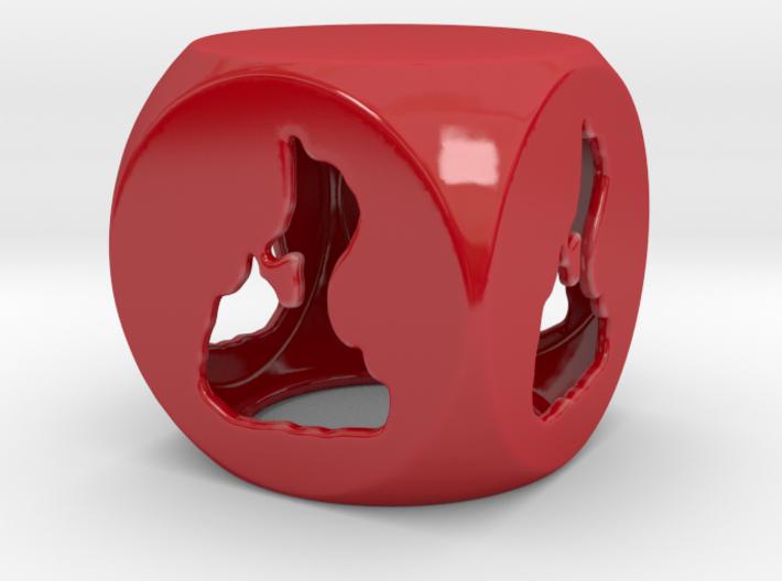 3D Printed Block Island Tea Light 5 3d printed
