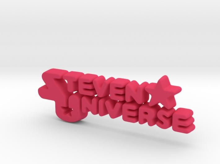 Steven Universe Logo 3d printed