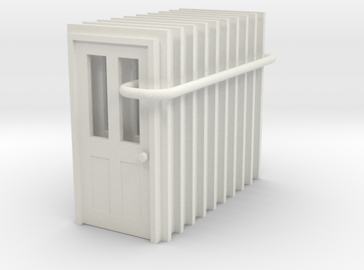 Door Type 6 - 900 X 2000 X 10 3d printed