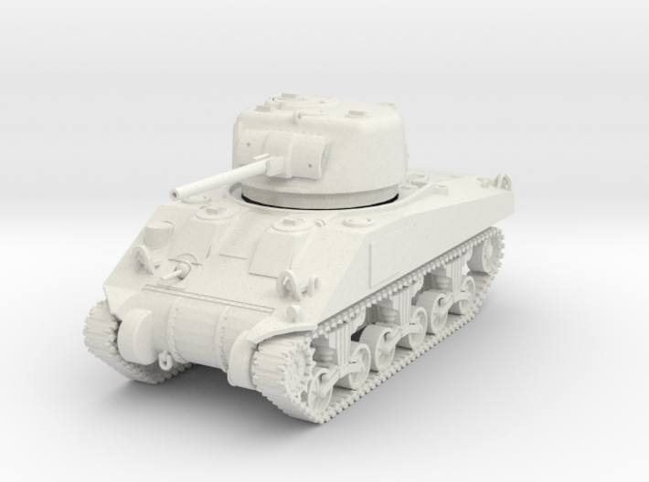 PV142A M4 Sherman (Early Production) (28mm) 3d printed