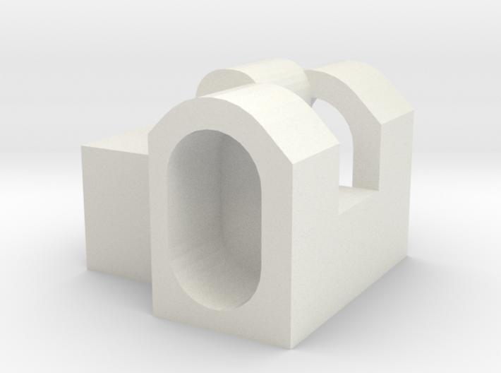 S.R.U scar-L bullpup kit RA-tech triggerlink 3d printed