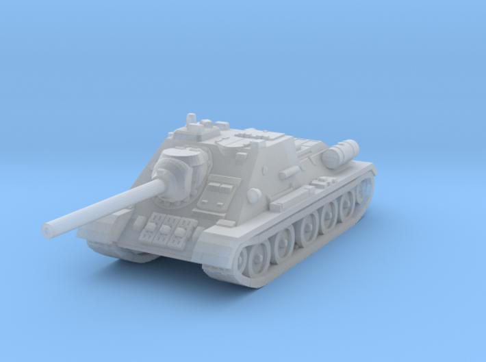 1/144 SU-85 Samokhodka 3d printed