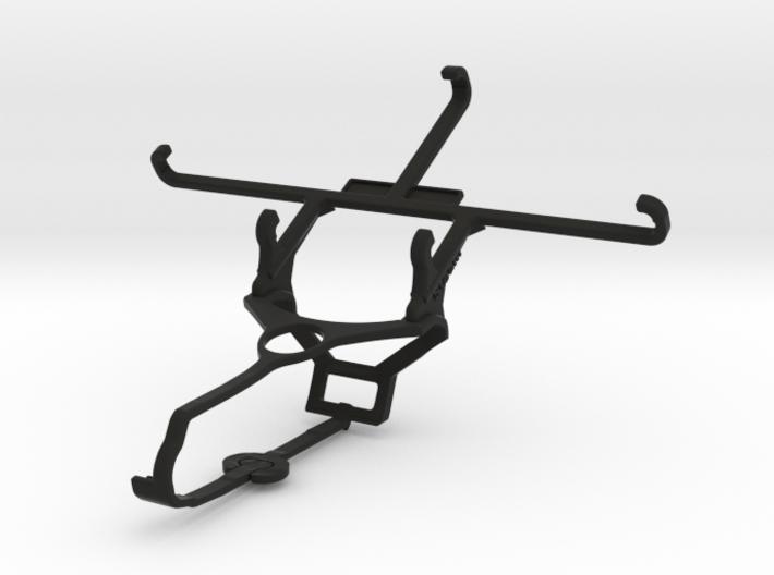 Steam controller & ZTE Blade S7 - Front Rider 3d printed