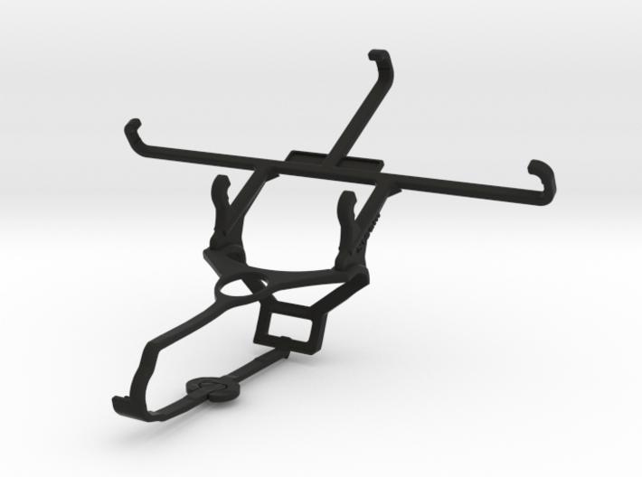 Steam controller & ZTE Blade X3 - Front Rider 3d printed