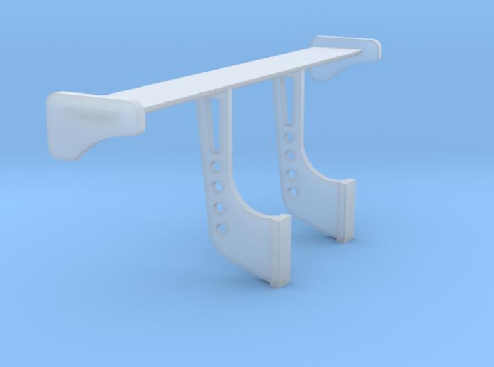 1/24 1/25 Rear Wing 2 3d printed