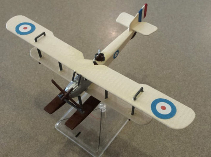 Fairey F.17 Campania (various scales) 3d printed Paint job and photo courtesy clipper1801 at wingsofwar.org