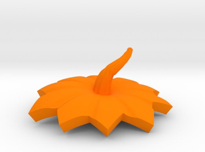 halloween pumpkin top part 3d printed