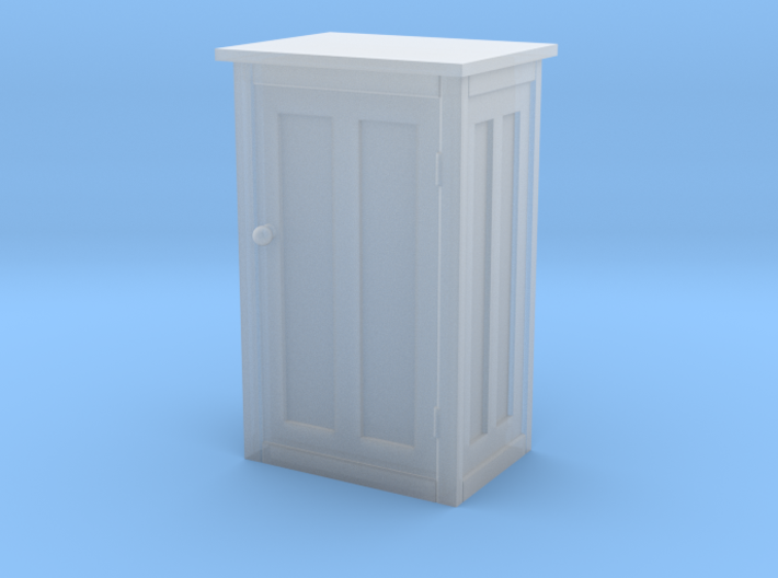 EP75C Tyers Cabinet 3d printed