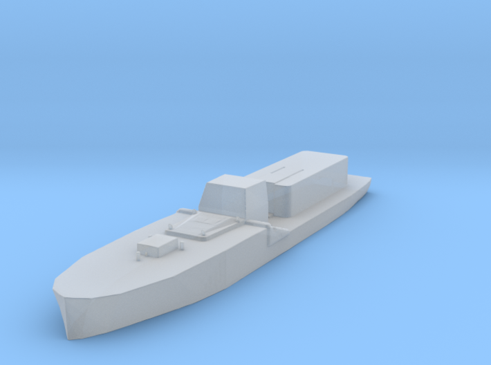 1/285 Scale IJN Command Boat 3d printed