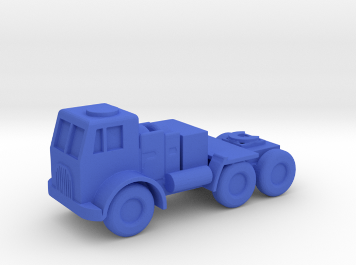1/144 Scale Leyland Hippo 19H Tractor 3d printed