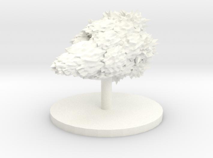 Indweller Vessel 3d printed